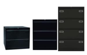 Bisley / Classeur double 4 tiroirs Dossiers suspendus Bisley (ref. 13922i)