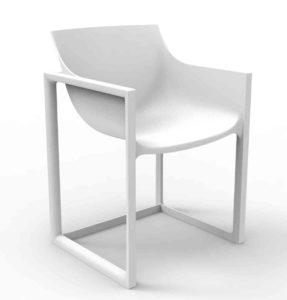 Wall street / Chaise design Vondom (ref. 14089i)