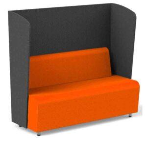 Island / Canapé lounge 2 places avec paravent Eurosit (ref. 14376)