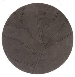 Leaf / Tapis design rond Ø 200 cm Now Carpets (ref. 14684i)