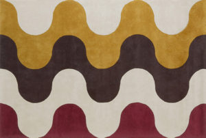 Flammes / Tapis design Now Carpets (ref. 14706i)
