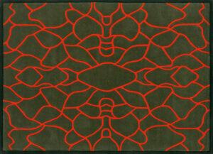 Garden Secret / Tapis design Now Carpets (ref. 14717i)