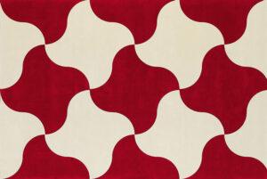 Moulin à vent / Tapis design Now Carpets (ref. 14722i)