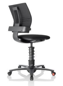 3Dee / Fauteuil de bureau ergonomique assise active Aeris (ref. 14783i)