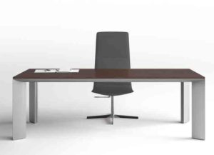 Kono / Bureau de direction L180 cm About Office (ref. 14910i)