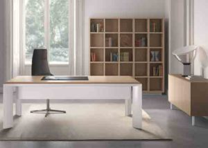 Kono / Bureau de direction L180 cm About Office (ref. 14918i)