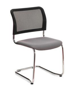 Tina / Chaise de réunion sans accoudoirs MBEco (ref. 15042)