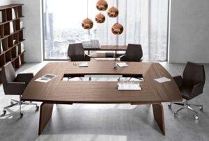 LARUS / Table de réunion Della Rovere (ref. 15202i)