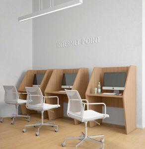 MAC-CALL / Bureau internet- call center Della Rovere (ref. 15231i)