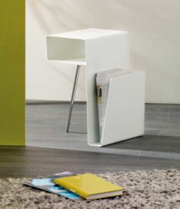 Jazz / Table basse porte-revues Pieperconcept (ref. 15468i)