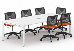 Meetingtime / Table de réunion rectangulaire MBEco (ref. 15570i)