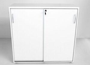 Standard / Armoire Basse portes coulissantes H74 cm mdd (ref. 15577i)