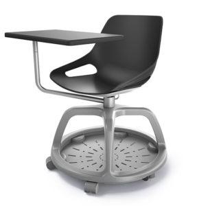 Rosalie Campus / Chaise de formation sur roulettes Eol (ref. 16250i)