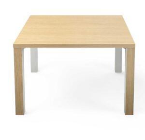 Kara / Table carrée de réunion L120 x PL120 cm Eol (ref. 16369i)