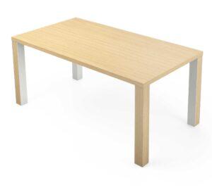 Kara / Table rectangulaire de réunion L200 x P90 cm Eol (ref. 16372i)