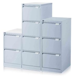 Easy / Classeurs dossiers suspendus 3 tiroirs H102 cm Eol (ref. 16425i)