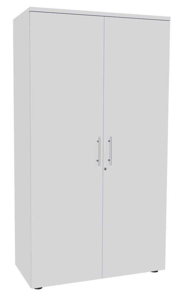 Pro / Armoire haute 2 portes H180 x L120 x P47 cm Burocean (ref. 16530i)