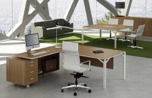 Mobiliers de bureau par gammes