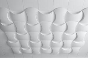 Sky Ceiling / Panneau acoustique pour plafond Abstracta (ref. 16895i)
