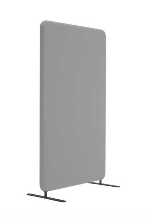 Softline 30 / Cloison de séparation acoustique Abstracta (ref. 16909i)