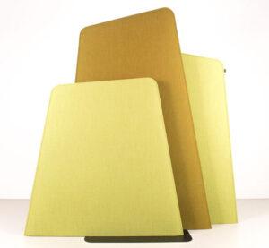 Buzzispace BuzziFrio / Paravent acoustique 3 panneaux Buzzispace (ref. 17840i)