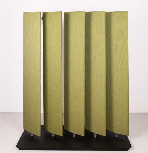 Buzzispace BuzziBlinds Classics / Cloison acoustique pivotante Buzzispace (ref. 17864i)