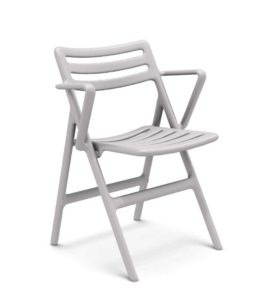 Folding Air-Armchair Magis / Chaise pliante avec accoudoirs Magis (ref. 21233)