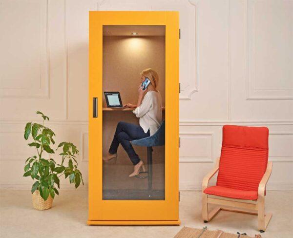 Soho meavo phonebox / Cabine acoustique Meavo (ref. 21246i)
