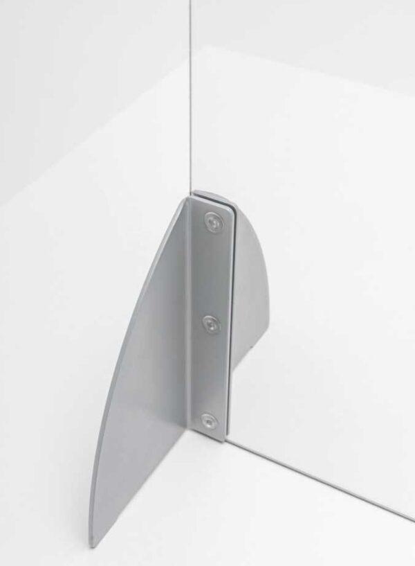 Pleksi Mdd / Ecran de protection transparent L100 x H75 cm mdd (ref. 21641)