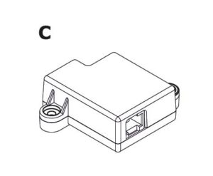 Compact drive Mdd / Fonction Bluetooth (ref. 22055)