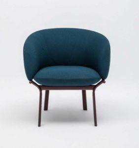 Grace Mdd / Fauteuil Design mdd (ref. 23558i)