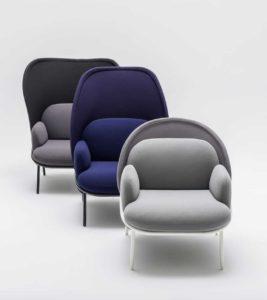 Mesh Mdd / Fauteuil Design mdd (ref. 23978i)