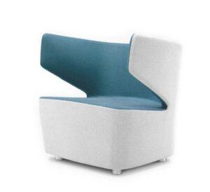 Jones / Fauteuil lounge design MBDesign (ref. 26378i)
