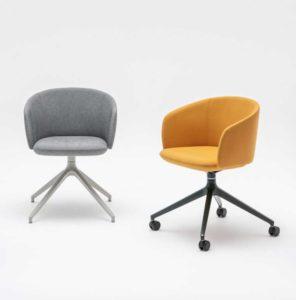 Grace Mdd / Chaise de réunion pivotante mdd (ref. 26532i)