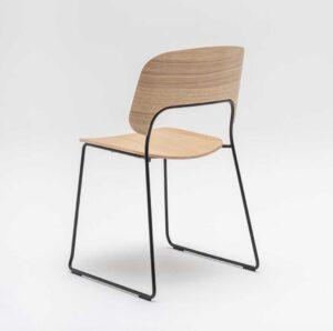 Afi Mdd / Chaise en bois mdd (ref. 26972i)