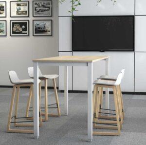 Tempo / Table haute rectangle MBDesign (ref. 27558i)