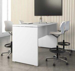 Tak / Table haute en bois MBDesign (ref. 28098i)
