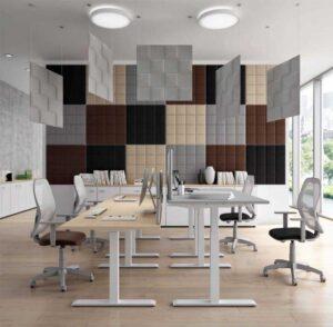 Tetrix / Suspension acoustique verticale Cuf Milano (ref. 28673i)
