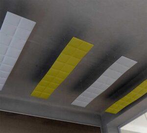 Tetrix cloud / Suspension acoustique Cuf Milano (ref. 28847i)