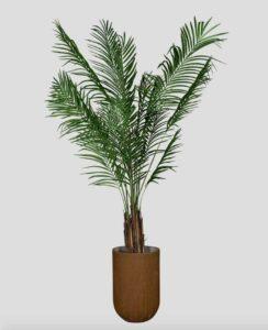 Areca Tanaman / Plante artificielle décorative H200 cm Tanaman (ref. 29751)