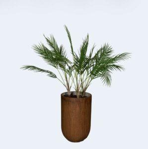 Palmier Tanaman / Plante artificielle décorative H80 cm Tanaman (ref. 29757)