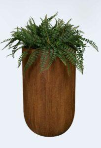 Fougères Tanaman / Plante artificielle décorative H90 cm Tanaman (ref. 29758)