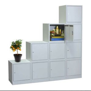 Multibox / Casier vestiaire empilable 45 x 45 cm MBEco (ref. 29784)