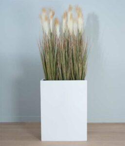Bac Pampa Tanaman / Plante artificielle décorative H170 cm Tanaman (ref. 29793)
