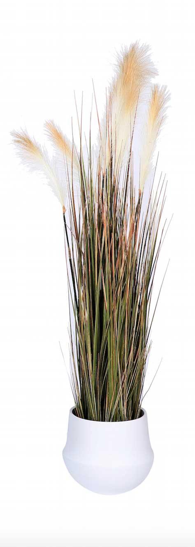 La Pampa Tanaman / Plante artificielle décorative H130 cm Tanaman (ref. 29794)