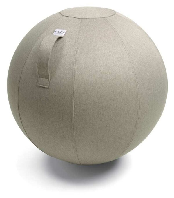 Bol Leiv Vluv / Siège-ballon ergonomique tissu toilé (ref. 29925i)