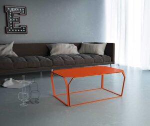 Tray 3 Meme Design / Table basse rectangle Meme Design (ref. 30237i)